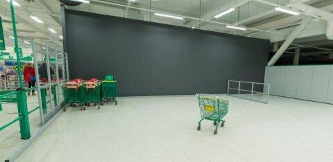 ГРАФИК: Стали известны самые сильные торговые сети Эстонии