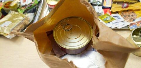 EKSPERIMENT | Kas kaitseväe toidupakist on võimalik teha gurmeeroogasid?