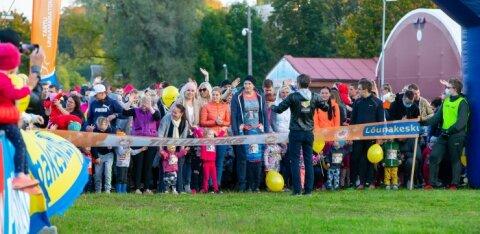 FOTOD | Lapsed lustisid Tartu linnamaratoni lastejooksudel