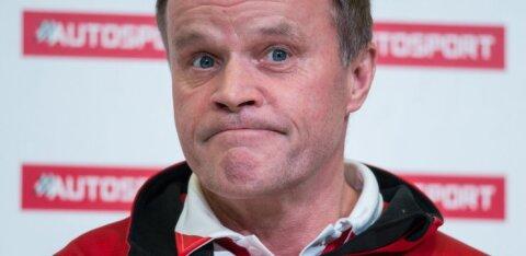 Tommi Mäkinen kirus rallijuhte: olen sellest kaks aastat rääkinud...