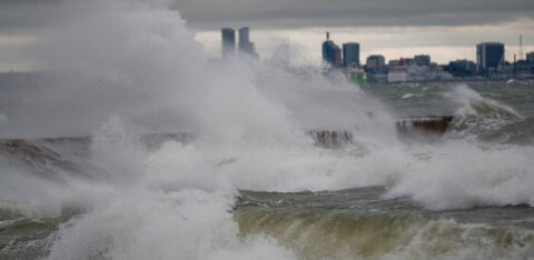 Eesti rannikut kimbutasid pronksiajal võimsad tormid
