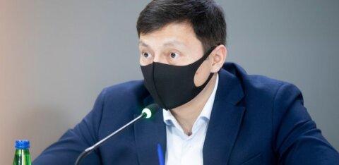 Михаил Кылварт: необходимо внятное правовое регулирование ношения масок