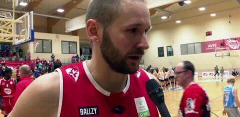 DELFI VIDEO | Sven Kaldre: meil on väga võistkondlik meeskond, loodetavasti suudame seda veel lihvida