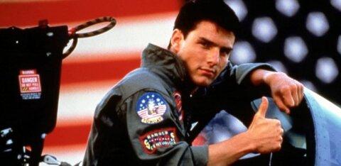 """FOTOD   Vaata, kuidas on Tom Cruise'i """"Top Gun"""" staarid 33 aasta jooksul vananenud"""