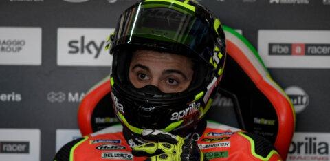 Steroididega vahele jäänud tugev Moto GP sõitja sai võistluskeelu