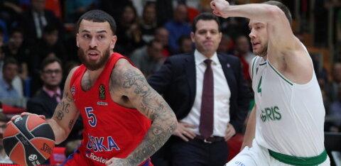Moskva CSKA pikendas korvikütiga lepingut