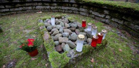 Sügisel alustanud küünlakullerid asusid pakkuma üle Eesti hauaplatside hooldusteenust