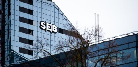 Банк SEB: карантин также привел к снижению электронной коммерции