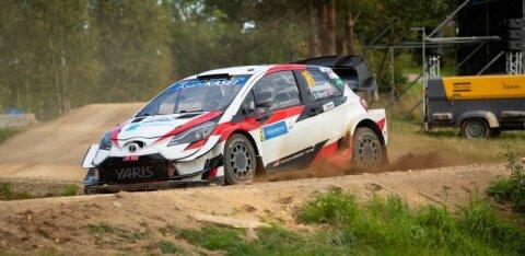 Jaapani WRC-etapp muutub veelgi enam Toyota koduralliks
