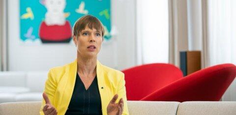 Кальюлайд осудила идею восстановить право голоса РФ в ПАСЕ