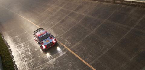 OTSEBLOGI JA FOTOD | Rehvivalikuga riskeerinud Esapekka Lappi läks Monza rallit juhtima, Tänak tõusis viiendaks