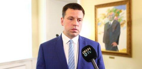 VIDEO JA FOTOD | Jüri Ratas Estonia huku uurimisest: Eestil on konkreetne soov tõde välja selgitada