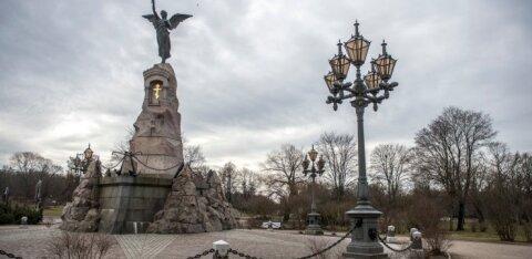"""У пассажирского порта и памятника """"Русалка"""" изменилась организация движения"""