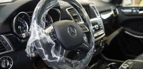 Soomlased värbavad Mercedeste tootmiseks töölisi