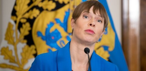 Керсти Кальюлайд назвала решение ПАСЕ о возвращении России права голоса постыдным