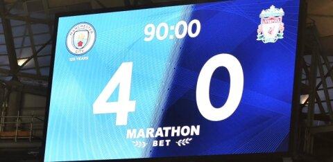 """""""Ливерпуль"""" проиграл первый матч в ранге чемпиона с неприличным счетом"""