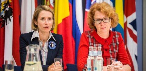 Kaja Kallas: Yana Toomiga valitsuses olemine poleks ületamatu