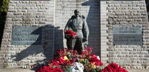 Россия собирается привлекать к уголовной ответственности за снос советских памятников за рубежом