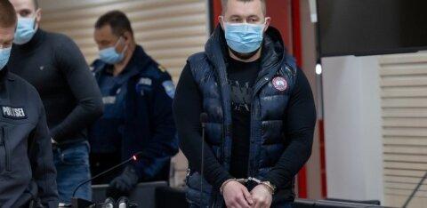 Один из участников аварии на Лаагна теэ освобожден из-под стражи. Он намерен работать в автомастерской