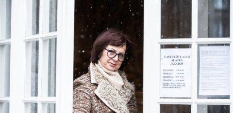 Руководитель Таллиннского загса: может быть, некоторые отношения улучшатся во время карантина