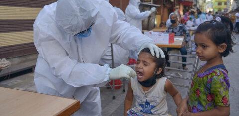 Uus test kontrollib üheaegselt koroonaviirust ja grippi