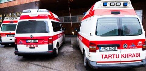 В Валгамаа в аварии погиб пожилой водитель мопеда