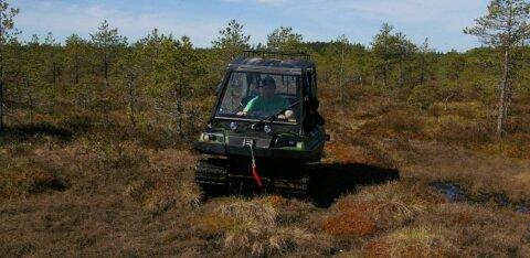 VIDEO | RMK soetas soodel sõitmiseks võimekad maastikusõidukid