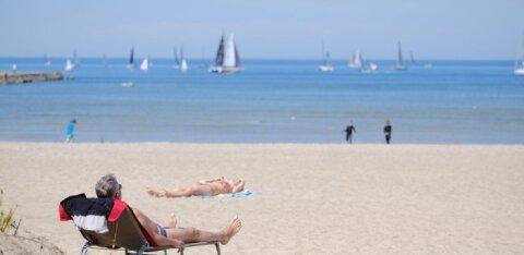 Завтра в Эстонии ожидается до 23 градусов тепла