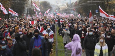 ФОТО И ВИДЕО   Протесты в Беларуси: силовики применили в Минске спецсредства. Сообщается о 150 задержанных