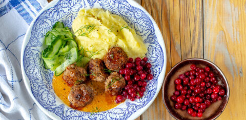 RETSEPT | Vajad ideid tänaseks õhtusöögiks? Karlssoni lihapallid meeldivad nii lastele kui ka vanematele