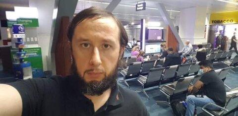 108 päeva Filipiinide lennujaamas kinni: Eestis elava mehe uueks koduks muutus terminal