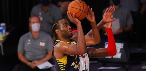 VIDEO | Raptors ja Lakers võidukad, Indiana ääremängijalt taas hea esitus