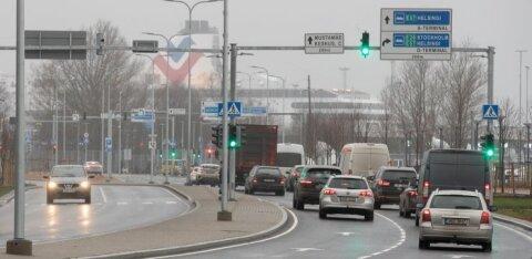Настройка светофоров на Рейди теэ продолжится до весны