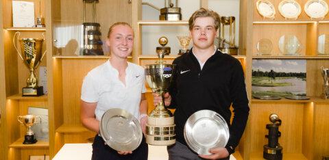 Jegers jättis Estonian Amateur Openi tiitli koju