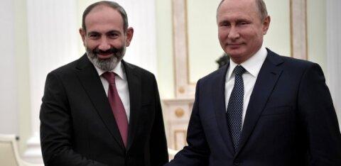 Путин о Карабахе: Покровительствуя армянам и увещевая турок