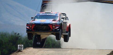 AMETLIK | Eesti valitsus eraldab WRC-etapiks raha