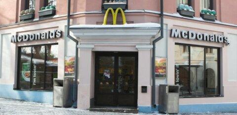 Вывеска <em>drive-in</em>. Языковая инспекция возьмется и за McDonald's