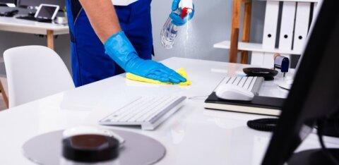 Palgatõus on jõudnud ka koristajateni