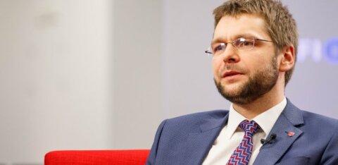 Ossinovski näeb sotside šanssi saada endale pettunud venekeelsed valijad