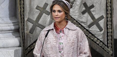 Rootsi printsess Madeleine käis üle pikkade aastate taas pidulikul Nobelite jagamisel, kuid ilma abikaasa Chrisita