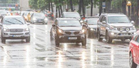 Nüüd sajab terve nädala ja temperatuur ähvardab nulli lähedale langeda