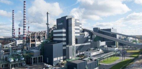 Получивший ожоги на масляном заводе Eesti Energia рабочий скончался в больнице