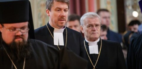 Kirikud ilmalikes vaevades: väikese sisserände piirarvu tõttu ei saa Eestisse vaimulikud tulla