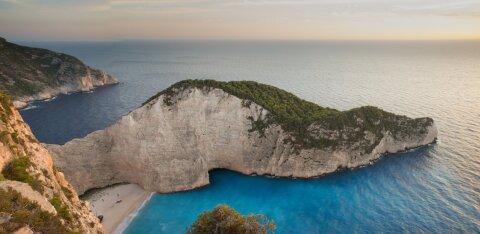 В июле туры на остров Крит стали хитом продаж среди жителей Эстонии