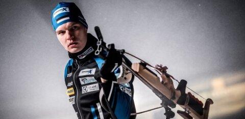 ПРОВАЛ! Лучший эстонец занял на этапе Кубка мира по биатлону 101-е место