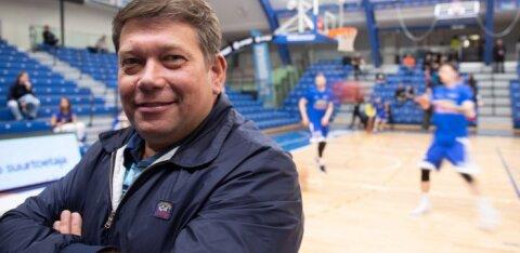 Kalev/Cramo president ei välista Ühisliigas hooaja pooleli jätmist: praegune olukord on nonsenss