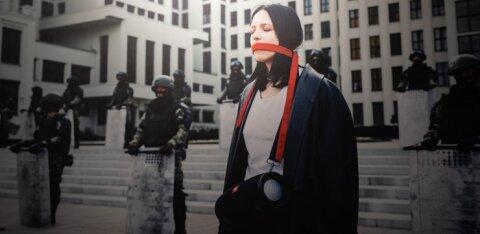 Ära jända Valgevene naispartisaniga. See saab lõppeda ainult ühtemoodi