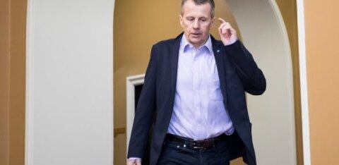 Jürgen Ligi Kadai lahkumisest: pädevad inimesed selle valitsusega kokku ei klapi