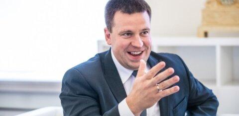 PEAMINISTRIUURING | Jüri Ratase sobivus peaministriks püstitas rekordi