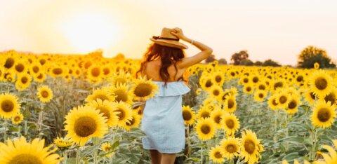 On mitu head põhjust, miks inimesed võiksid seada oma elueesmärgiks õnnelik olemise